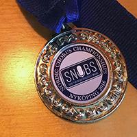 Vårt Silver från SNOBS 2016
